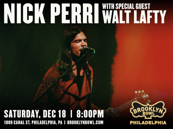 More Info for Nick Perri