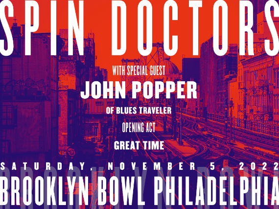 More Info for The Spin Doctors