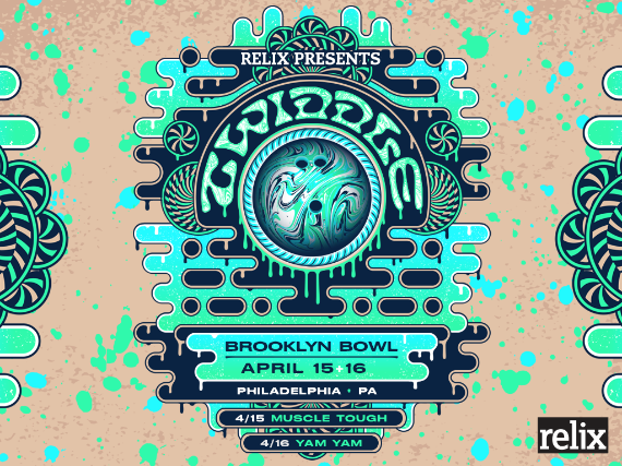 More Info for Twiddle - 2 Day Pass