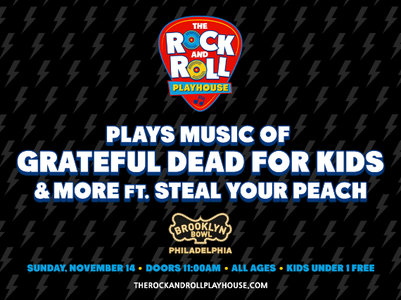 More Info for Music of Grateful Dead for Kids + More ft. Steal Your Peach