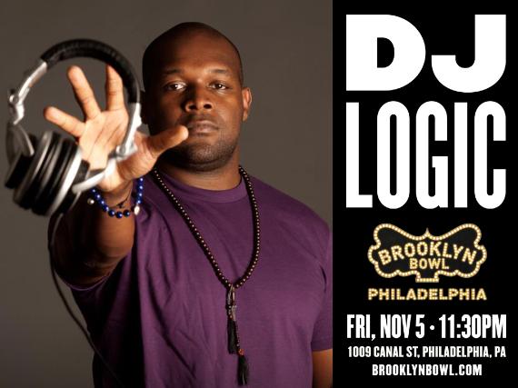 More Info for DJ Logic