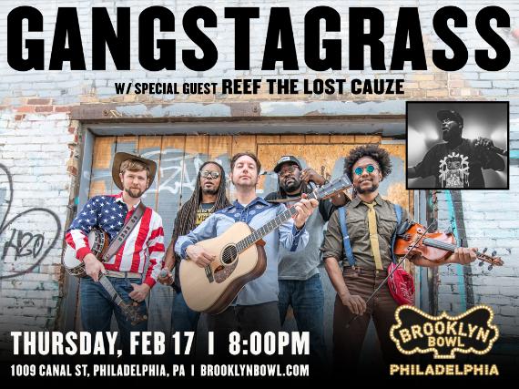 More Info for Gangstagrass