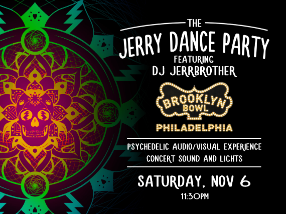 More Info for The Jerry Dance Party ft. DJ Jerrbrother