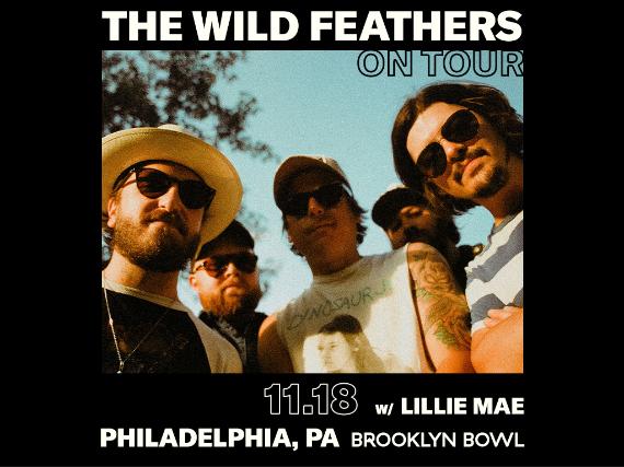 The Wild Feathers: Alvarado Tour