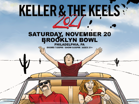 More Info for Keller & the Keels