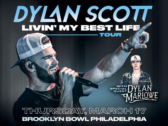 More Info for Dylan Scott: Livin' My Best Life Tour