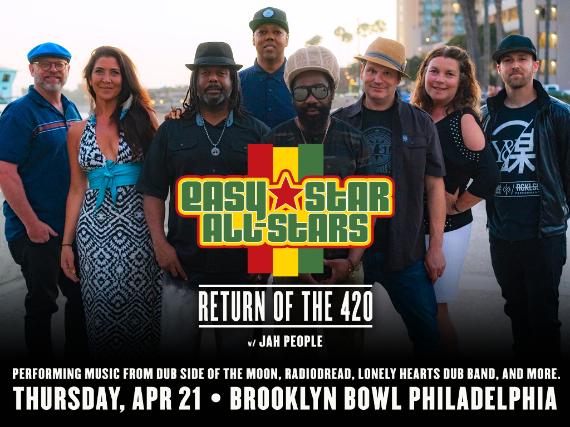More Info for Easy Star All-Stars: Return of the 420