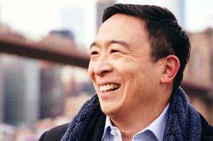 Andrew Yang Forward Tour