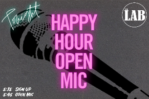 Happy Hour Open Mic