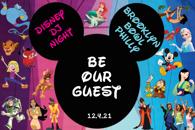 More Info for Be Our Guest: The Disney DJ Night