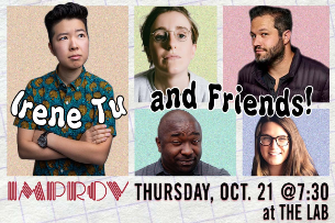 Irene Tu and Friends! ft. Robby Hoffman, Hunter Hill, Fumi Abe and more!