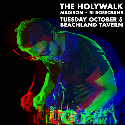 The Holywalk, MADISON, Ri Rosecrans