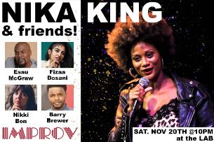 Nika King & Friends