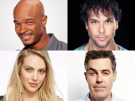 Dane Cook, Damon Wayans, Adam Carolla, Kate Quigley, Jessica Keenan and Very Special Guests!