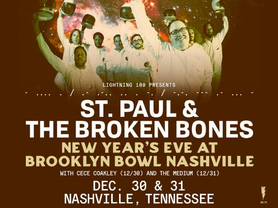 More Info for St. Paul & the Broken Bones - 2 Day Pass