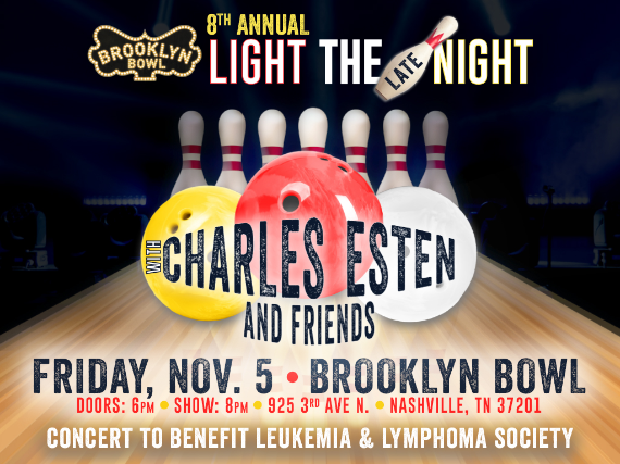 More Info for Light the Late Night with Charles Esten and Friends