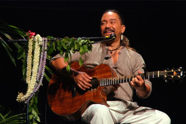 Keali'i Reichel at Blue Note Hawaii