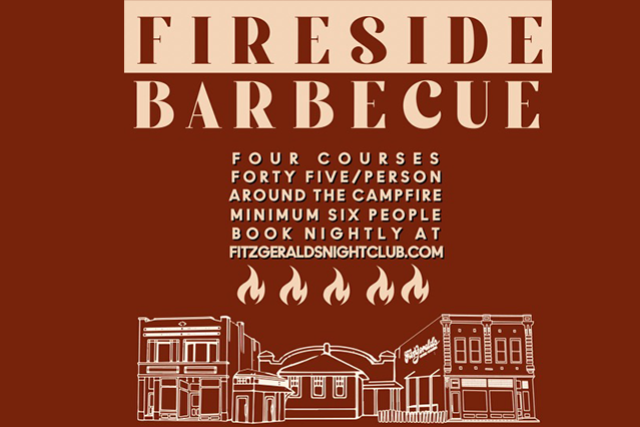 Fireside Barbecue