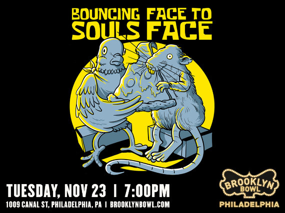 More Info for Bouncing Souls & Face To Face