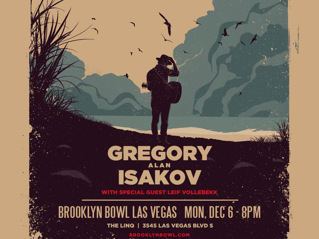 Gregory Alan Isakov w/ Special Guest Leif Vollebekk