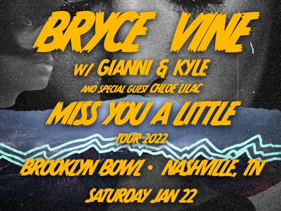More Info for Bryce Vine