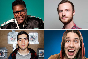 Sam Jay, Brent Weinbach, Nick Guerra, Ahamed Weinberg, Johnny Pemberton, Gary Cannon and more TBA!