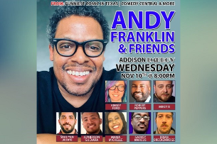 Andy Franklin and Friends