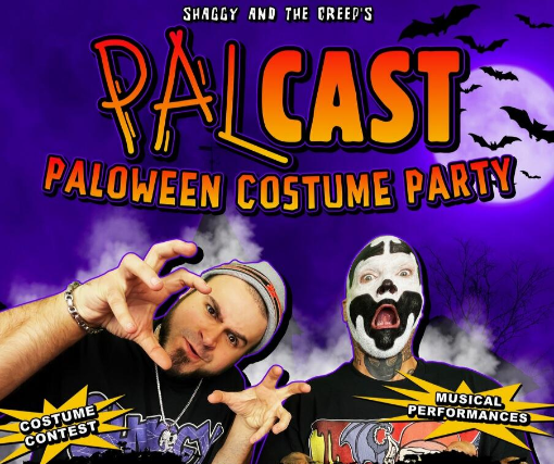 The Palcast Paloween Costume Party at The Token Lounge