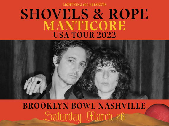 More Info for Shovels & Rope: The Manticore Tour