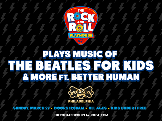 More Info for Music of The Beatles for Kids + More ft. Better Human
