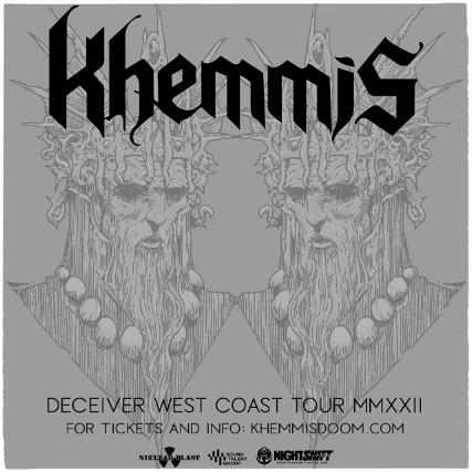 Khemmis at Neurolux Lounge