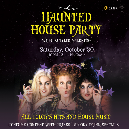 The Haunted House Party at House of Independents