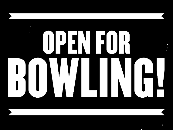 More Info for Open for Bowling
