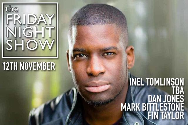 The Friday Night Show Fri 12 Nov